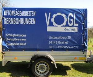 "2021-Leistungen-MGV ""sonstiges"", Folienaufbauhänger"