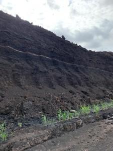 """2021-Vorraussetzungen-Materialien """"geht nicht"""", Wie auch Kohle ist ein Material das nicht zu bearbeiten ist."""