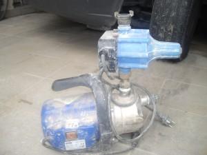 """2021-Vorrausetzungen-Wasserversorgung """"AG"""", sollte dieser nicht vorhanden sein, so kann er durch uns, nach vorheriger Absprache mittels einer Druckwasserpumpe erhöht werden."""