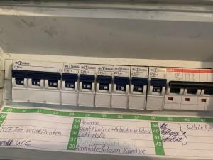 """2021-Vorrausetzungen-Stromversorgung """"kurz und knapp"""", Kernbohrungen von 10-350mm brauchen 230V/16A Absicherung"""